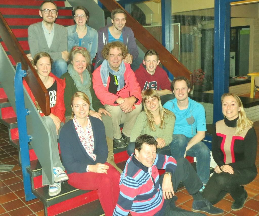 A1-groep januari 2014